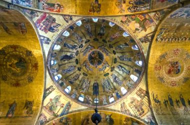 The best St. Mark's Basilica mosaics: discovering a treasure